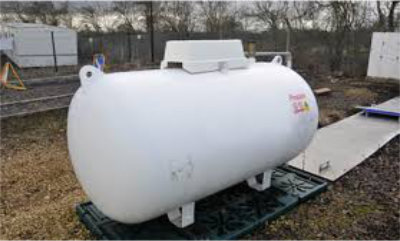 Affordable commercial LPG services.