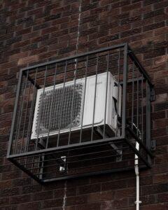 Old HVAC system
